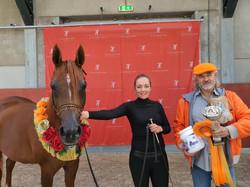 K de Bloeme champion Amateur