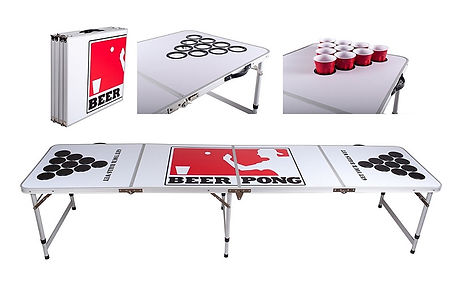 Beer Pong Game Table Rental
