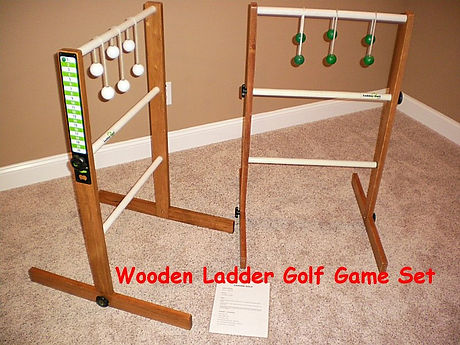 Ladder Golf Game Set Rental