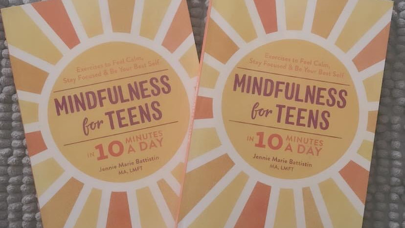 Mindfulness for Teens in 10 Minutes a Day: Exercises to Feel Calm, Stay Focused