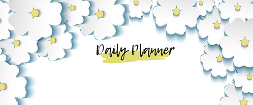 Daily Planner-Purpose