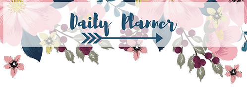 Daily Planner-Inspiration