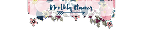 Monthly Planner-Inspiration