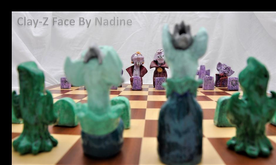 Vampire I Chess_The Stare