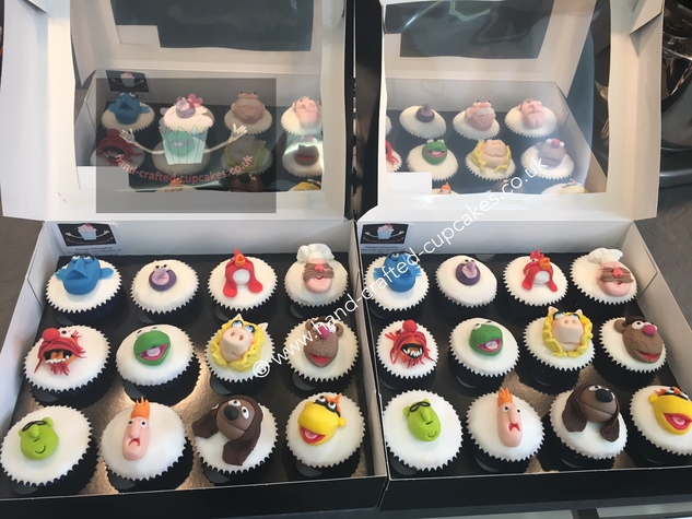 BCC-250-Muppets-Cupcakes