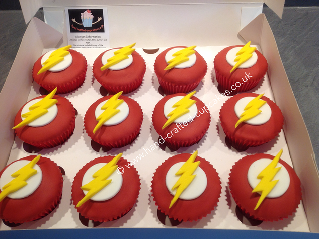 BBC-140-The-Flash-Cupcakes