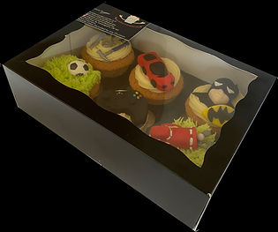 Mens Cupcake Box black bground IMG_6607.