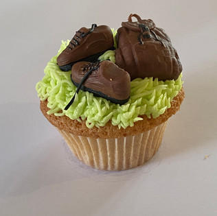 MCC290 - Hiking cupcake