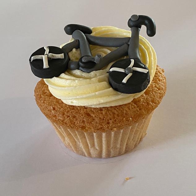 MCC170 Cycling cupcake
