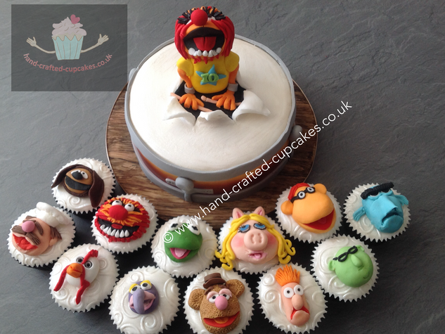BCC-120-Muppets-Cupcakes