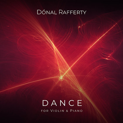 Dance, for violin & piano (sheet music)
