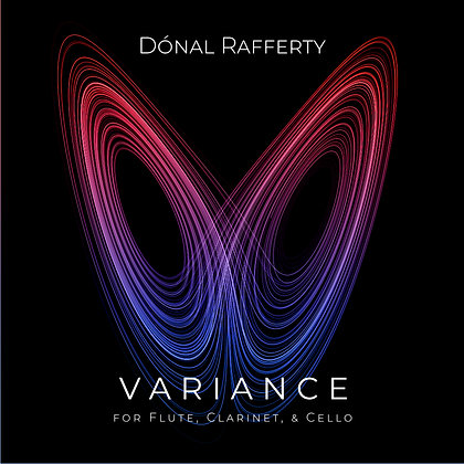 Variance, for flute, clarinet & cello (sheet music)
