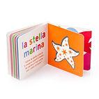 bloc livre d'enfant en 3D