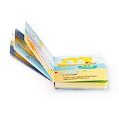 libro con copertina in cartoncino