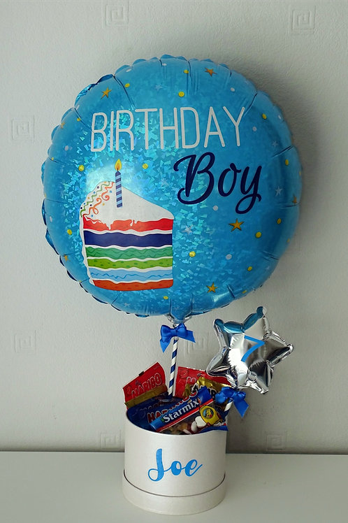 Birthday Boy Treat Box £25