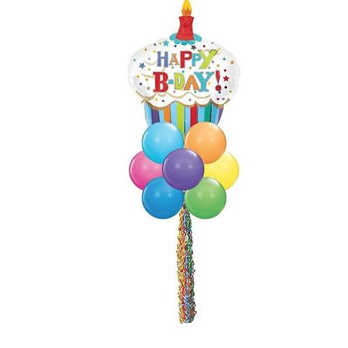 Birthday Balloon Pole £35