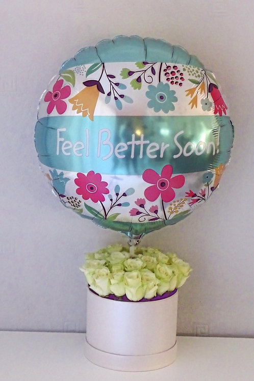 Feel Better Soon Bloom Box £40 - £54