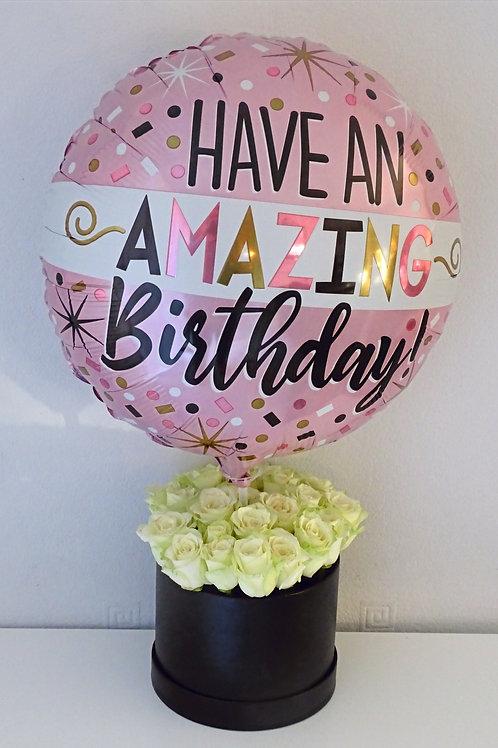 Amazing Birthday Bloom Box £40 - £55