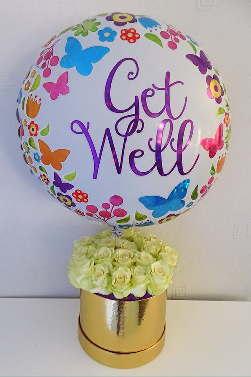 Get Well Bloom Box £40 - £54