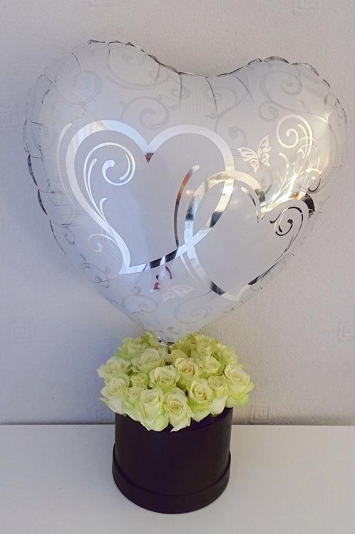 Hearts Bloom Box £40 - £54