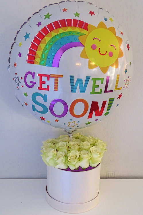 Get Well Soon Bloom Box £40 - £54
