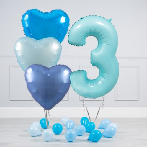 Mini Balloon Package £32