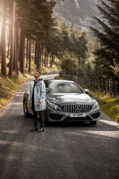 Rahul Patel x Tommy Hilfiger x Mercedes