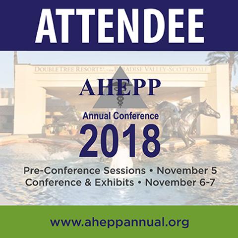 AHEPP Annual 2018