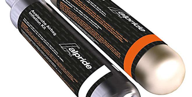 Alpride Cartridge Set (CO2 + Argon) - Auf Lager