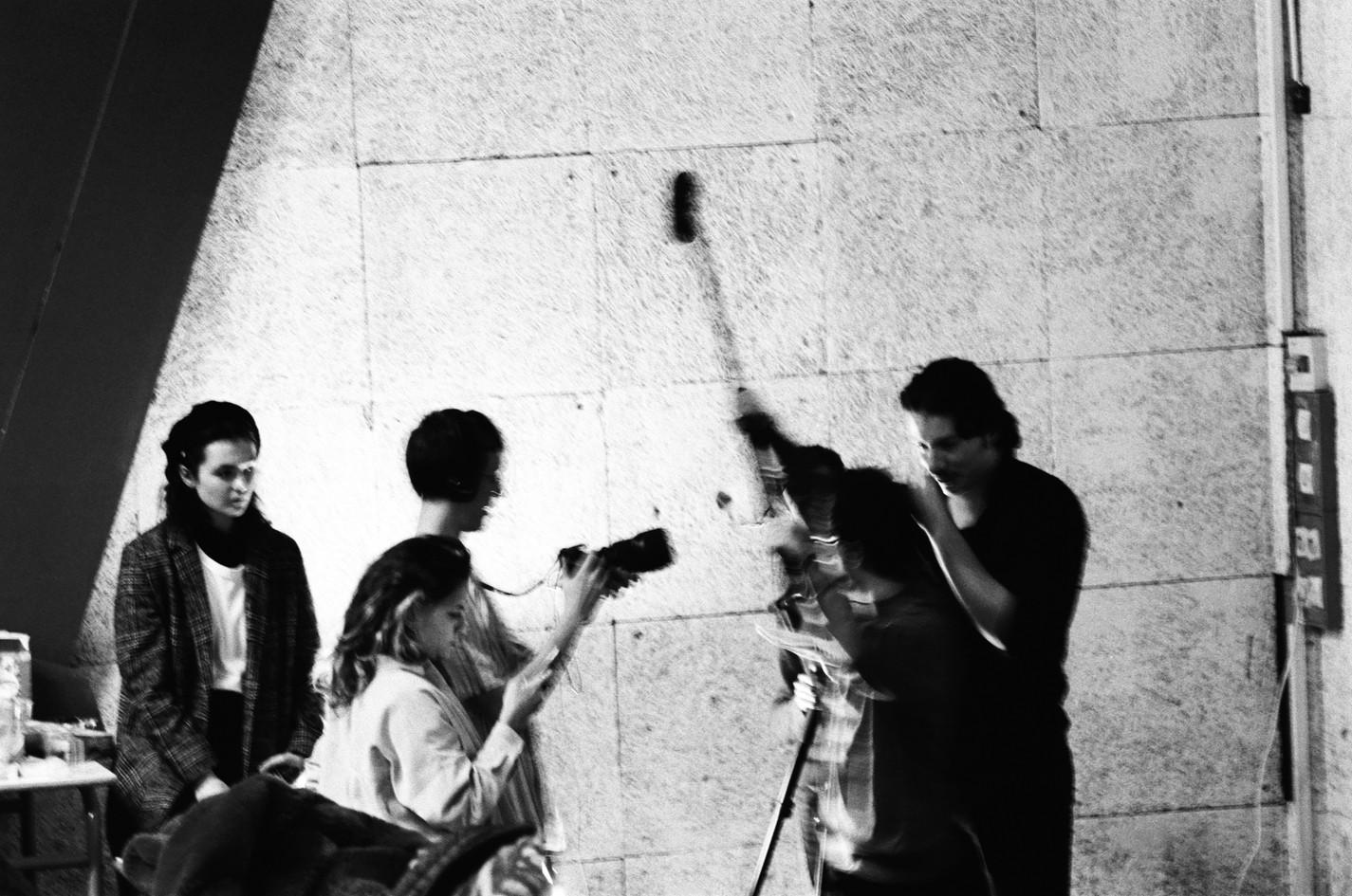 Malo Daugérias - Photographies du tournage