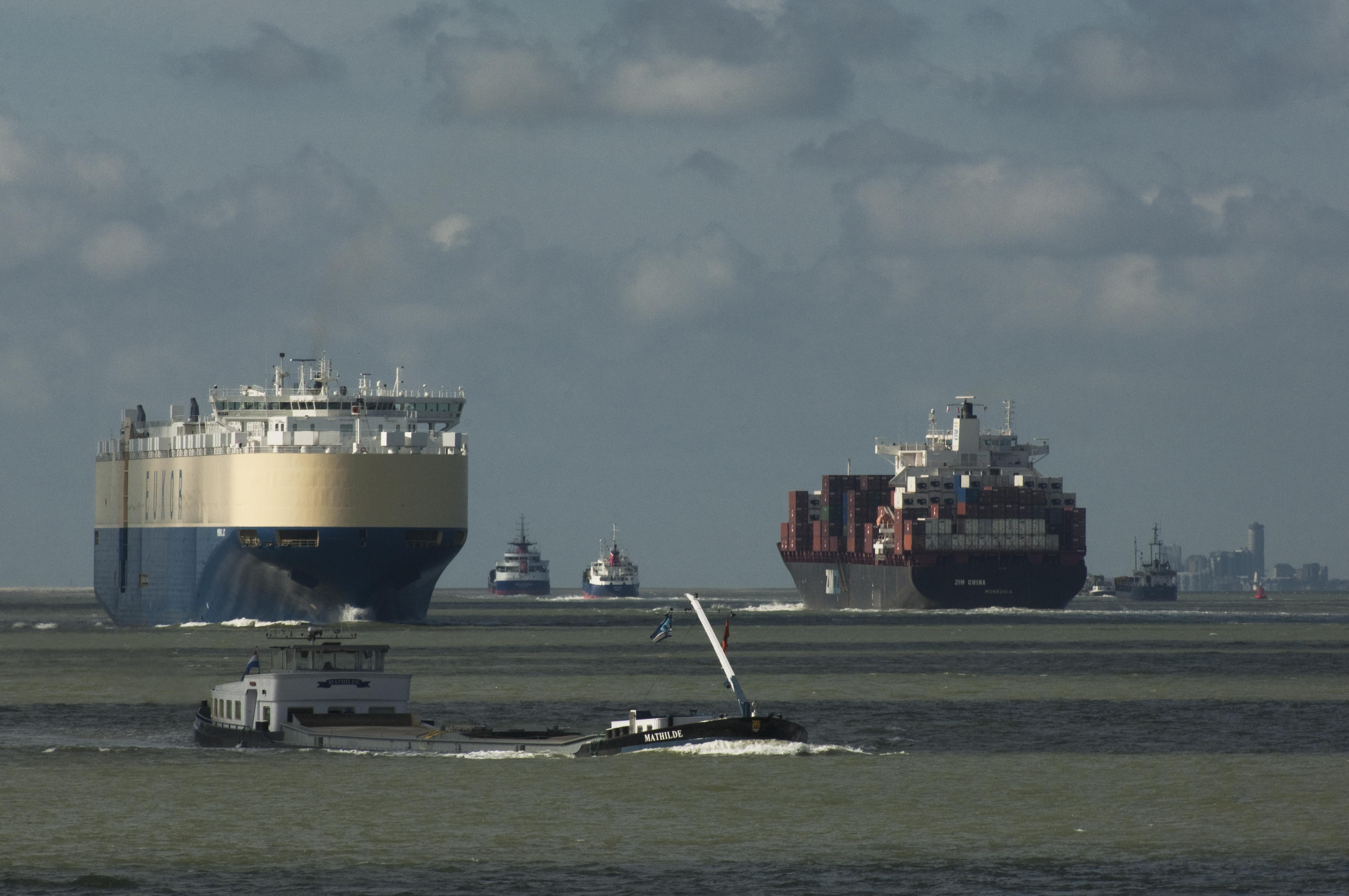 ships schelde
