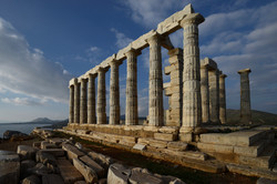 sounion temple