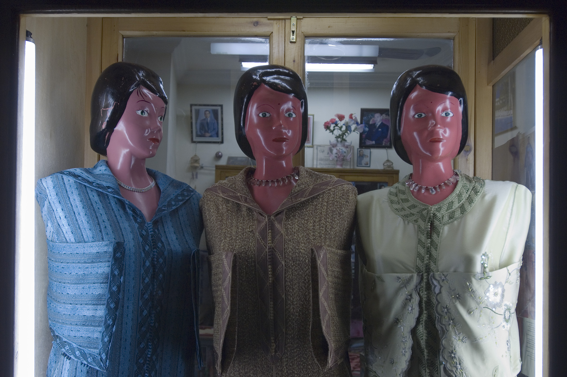 pink dummies