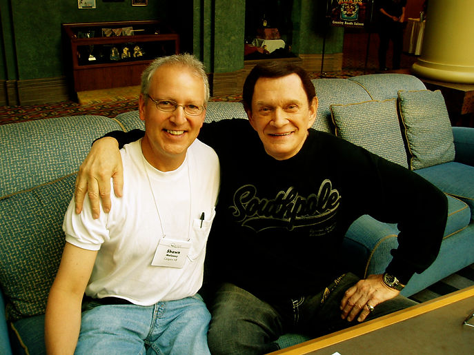 Shawn & Johnney Thomson2007.JPG