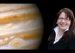 Planet Jupiter gets a visit from Juno