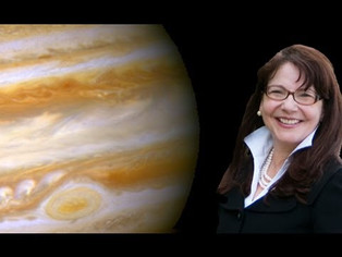 Planet Jupiter gets a visit from Juno