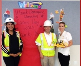 Dominguez Elementary celebrates second annual Career Day
