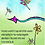 Thumbnail: THE DRAGONFLY HUNTER COMBO-autograph book/coloring