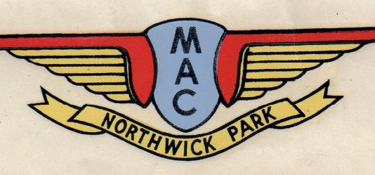 What was Northwick Park MAC like in the late 1940's and early 1950's?
