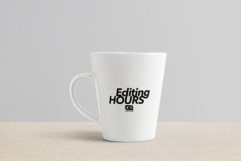 Mug - Editing Hours