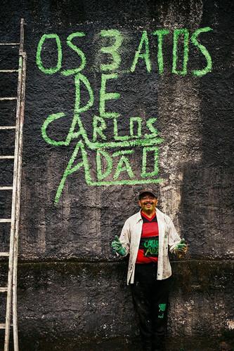 Os 3 Atos de Carlos Adão