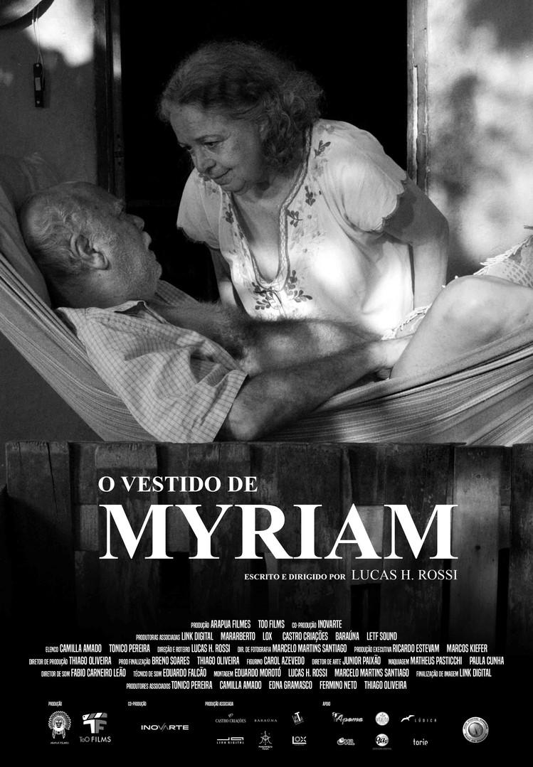 O vestido de Myriam