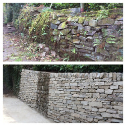 liskeard - before and after