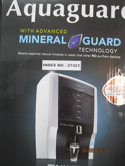 AQUAGUARD ENHANCE RO+UV W/PURIFIER 7 LTR