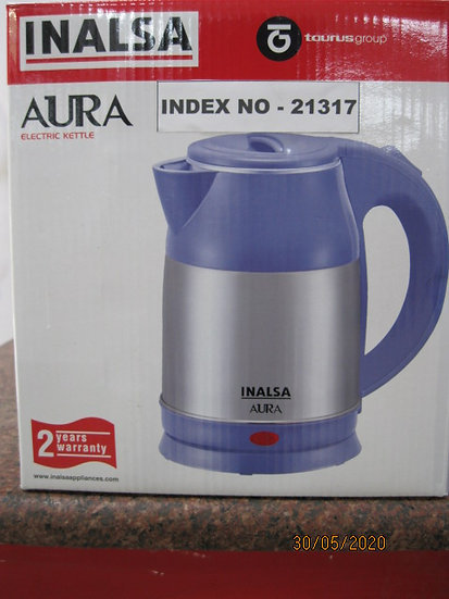 INALSA  ELECTRIC  KETTLE AURA