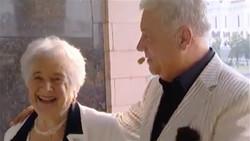 Владимир Винокур с мамой