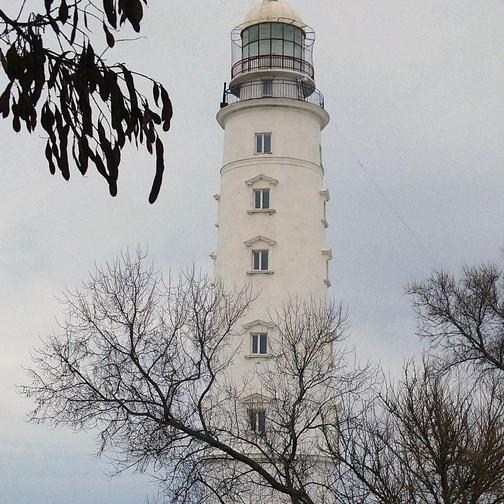 Херсонесский маяк, г. Севастополь