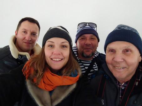 Экспедиция в Севастополь