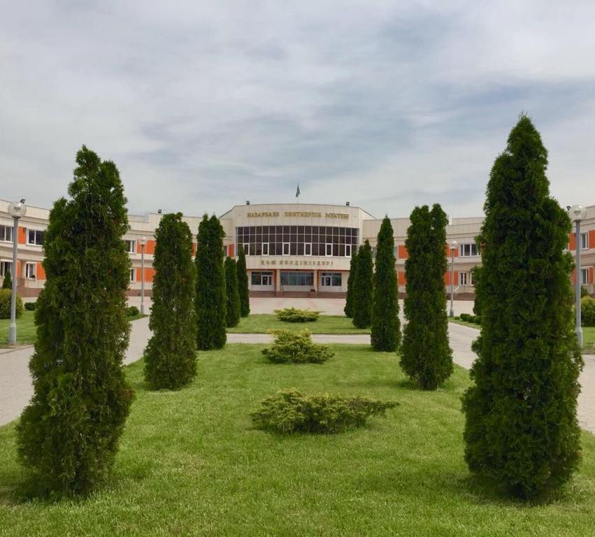 НИШ в Алмате