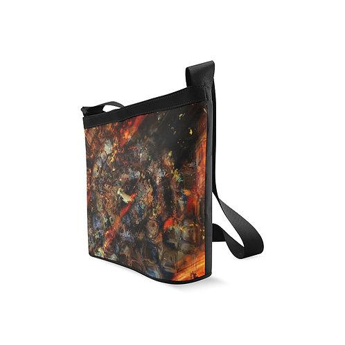 Maze Cross-Body Bag